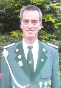 Ludger Hagemann - Hauptmann 2. Kompanie