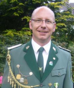 Michael Wiedenhaus - Leutnant 2. Kompanie
