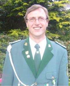 Antonius Brökelmann - Hauptmann 3. Kompanie