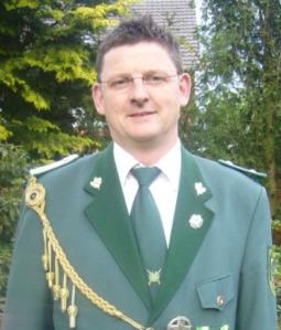 Norbert Otterpohl - Leutnant 3. Kompanie
