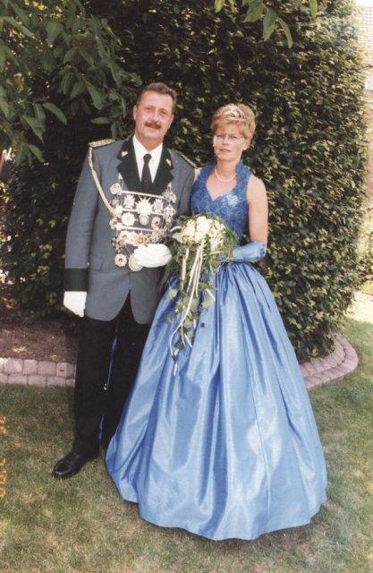 Königspaar 1997-1998