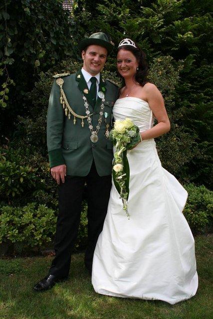 Königspaar 2011-2012