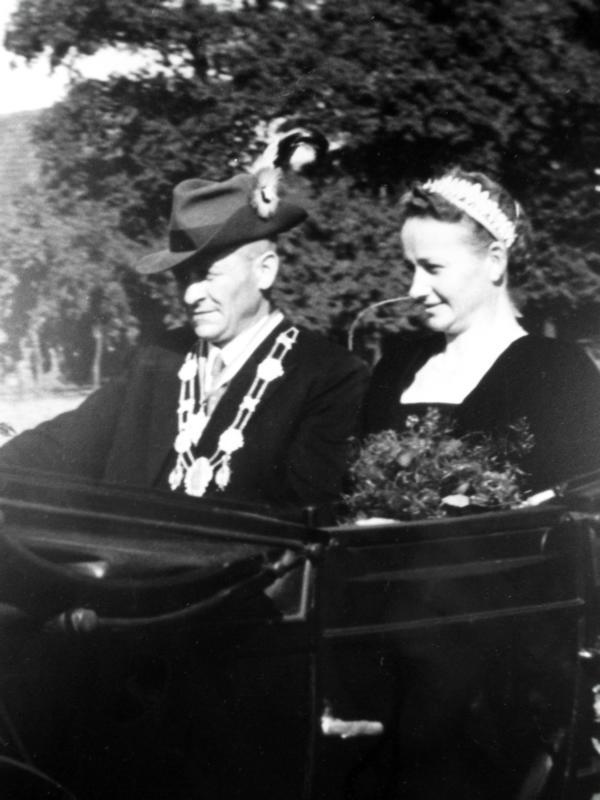 Königspaar 1950-1951