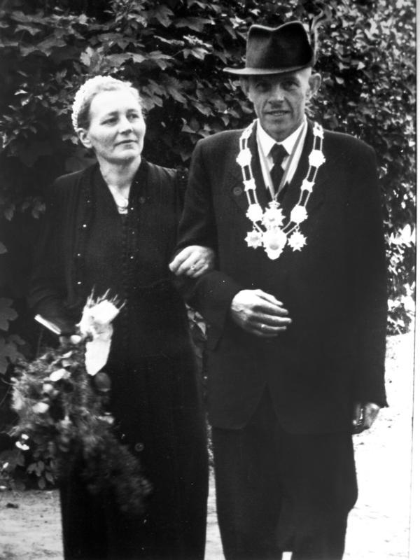 Königspaar 1951-1952