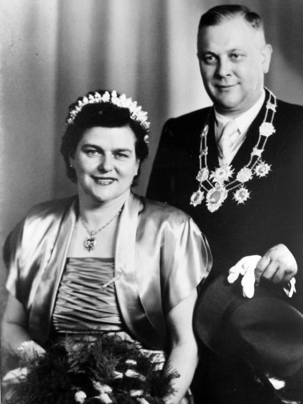 Königspaar 1952-1953