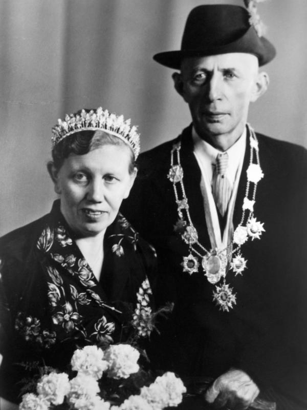 Königspaar 1953-1954