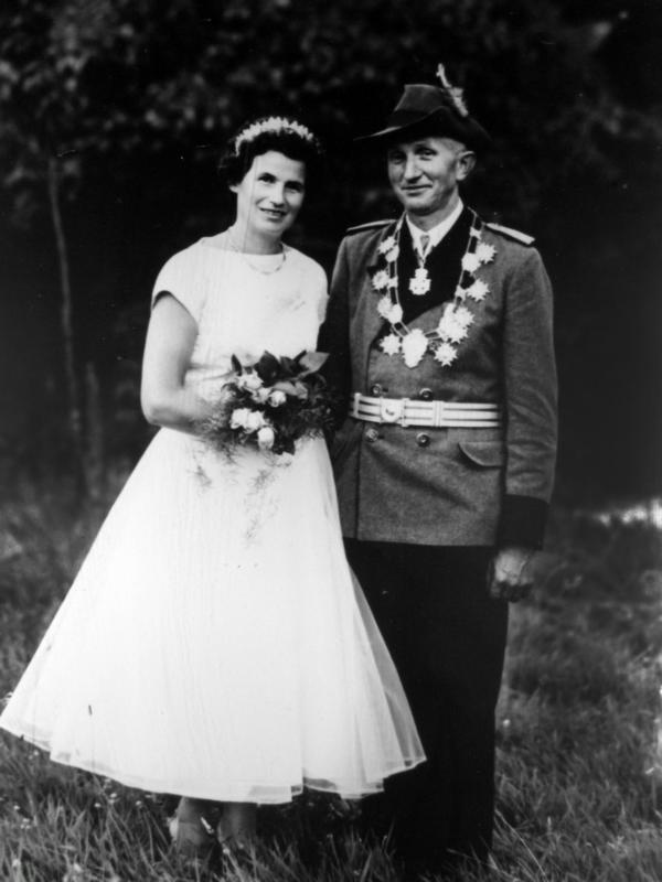 Königspaar 1958-1959