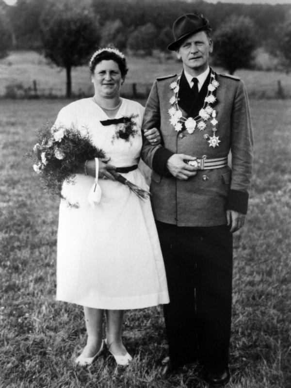 Königspaar 1959-1960