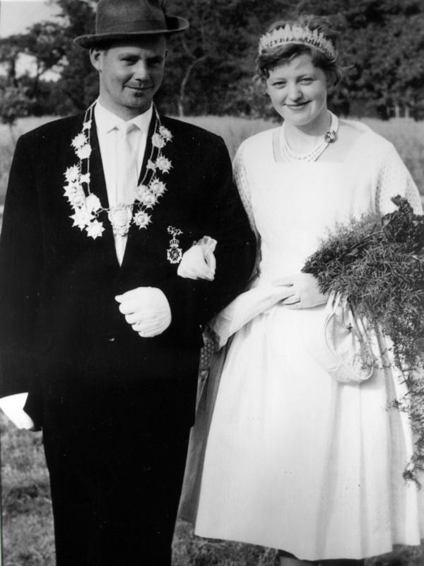 Königspaar 1960-1961