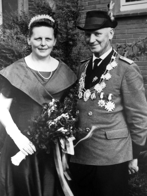 Königspaar 1961-1962