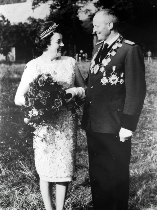 Königspaar 1962-1963