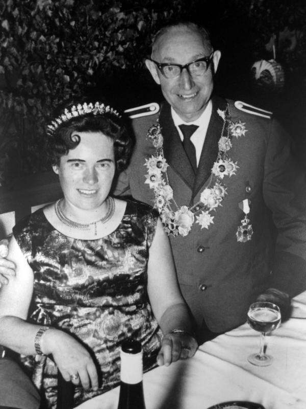 Königspaar 1963-1964