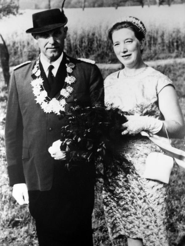 Königspaar 1964-1965