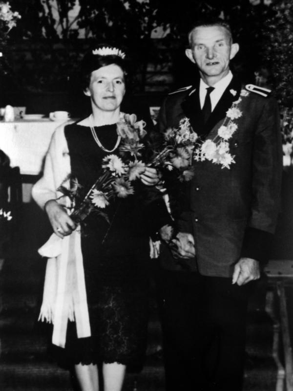 Königspaar 1965-1966