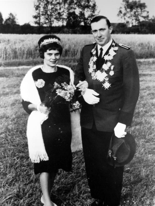 Königspaar 1966-1967