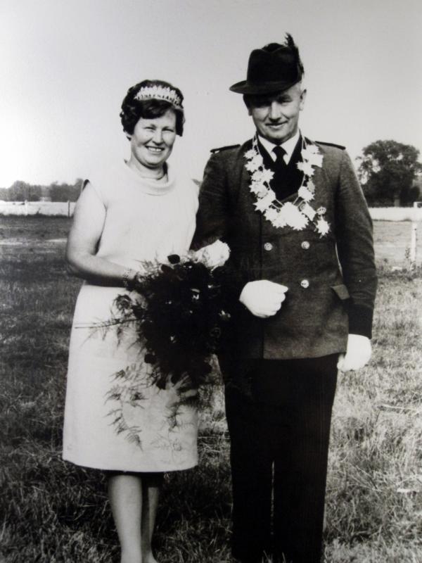 Königspaar 1967-1968