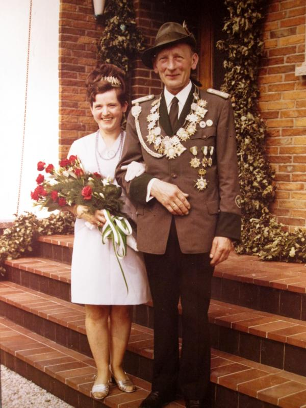 Königspaar 1969-1970