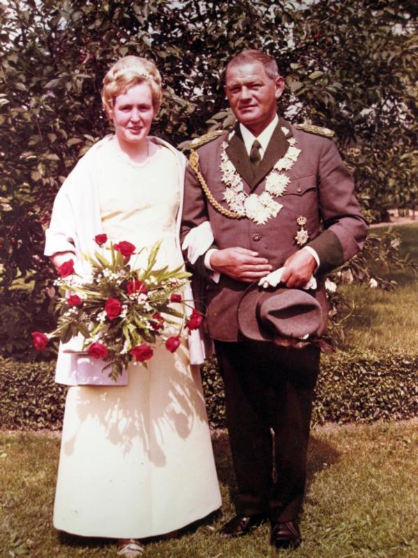 Königspaar 1970-1971
