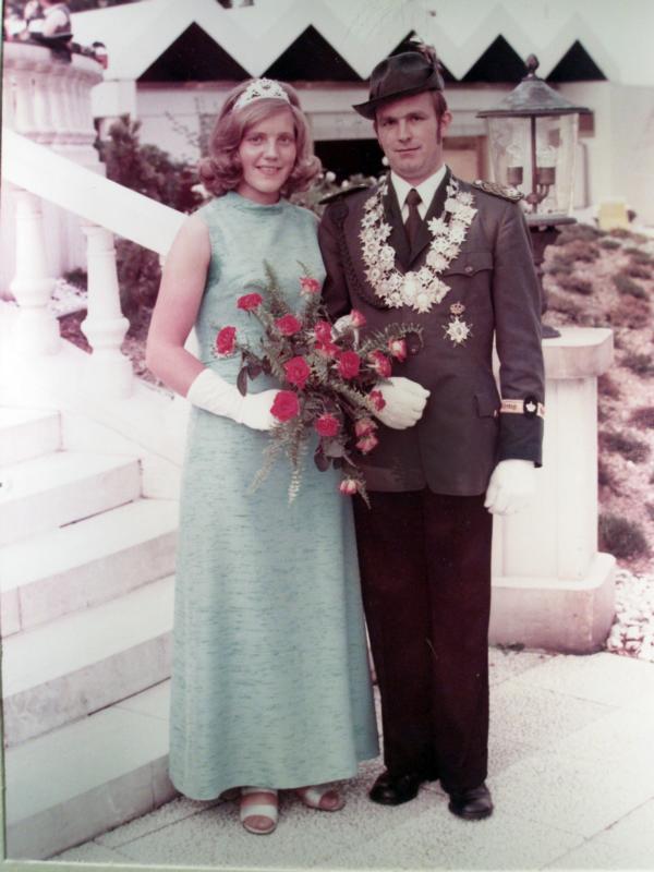 Königspaar 1972-1973