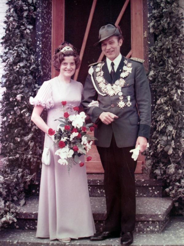 Königspaar 1973-1974
