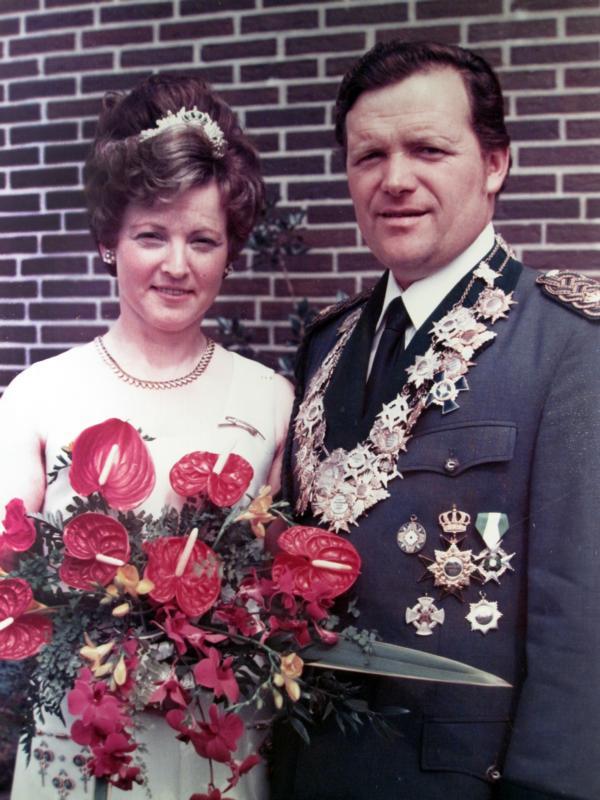 Königspaar 1974-1975