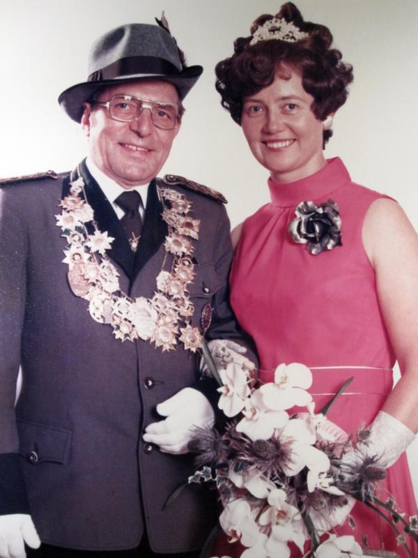 Königspaar 1976