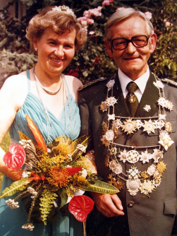 Königspaar 1978-1979