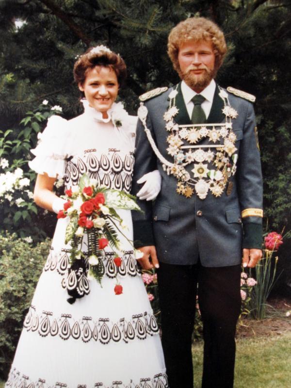 Königspaar 1979-1980
