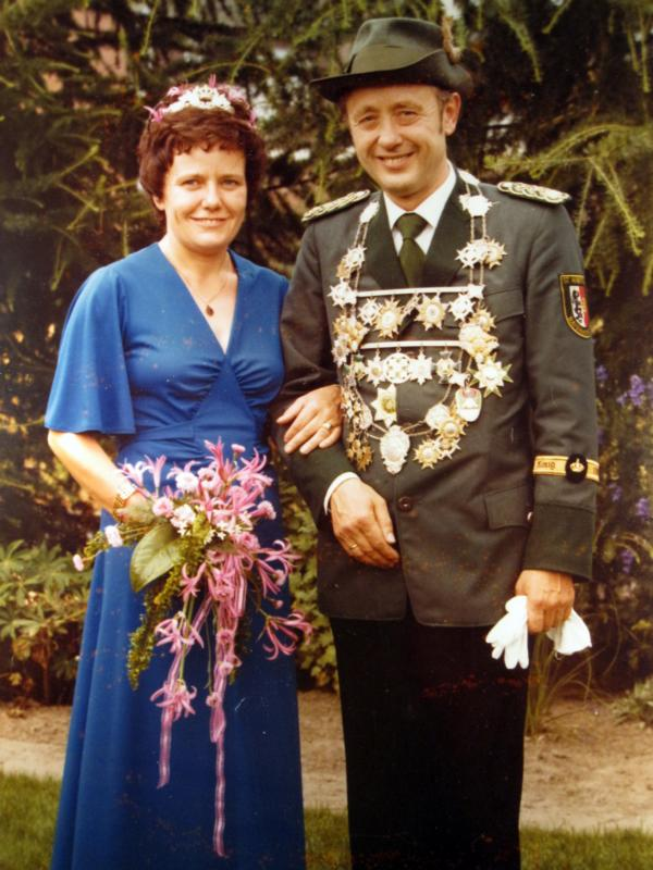 Königspaar 1980-1981
