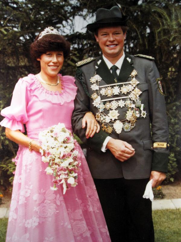 Königspaar 1981-1982