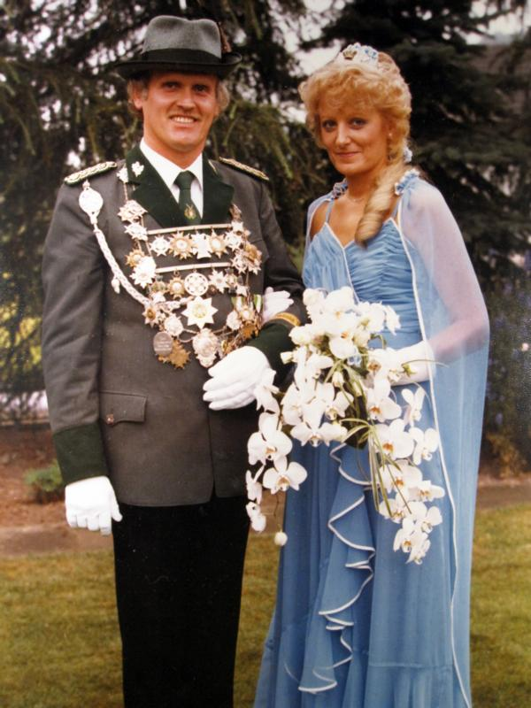 Königspaar 1982-1983