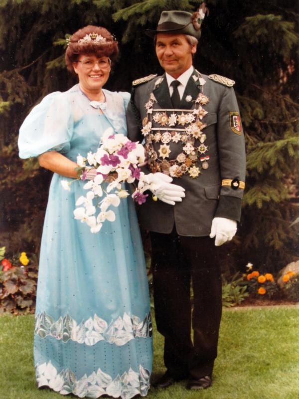 Königspaar 1984-1985
