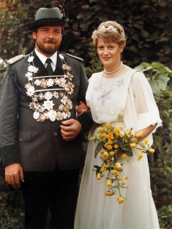 Königspaar 1985-1986