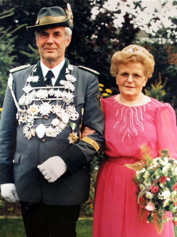 Königspaar 1987-1988