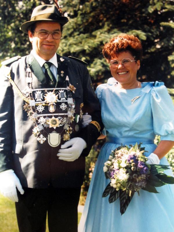 Königspaar 1988-1989