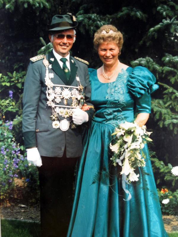 Königspaar 1989-1990