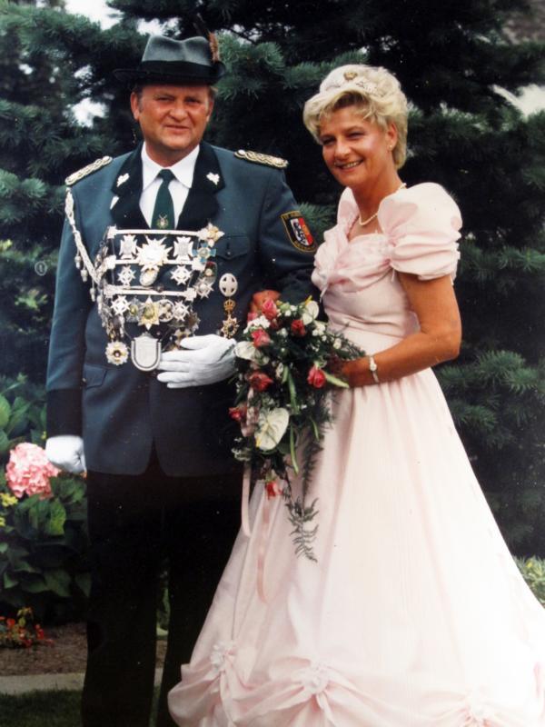 Königspaar 1990-1991
