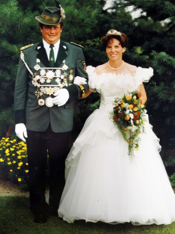 Königspaar 1992-1993