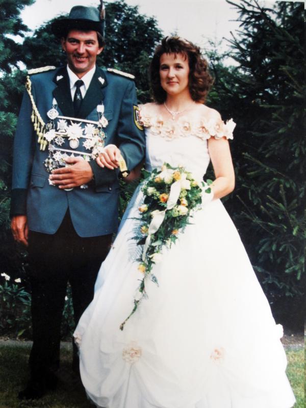 Königspaar 1994-1995