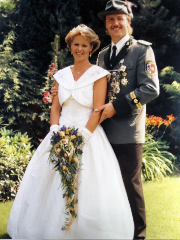 Königspaar 1995-1996