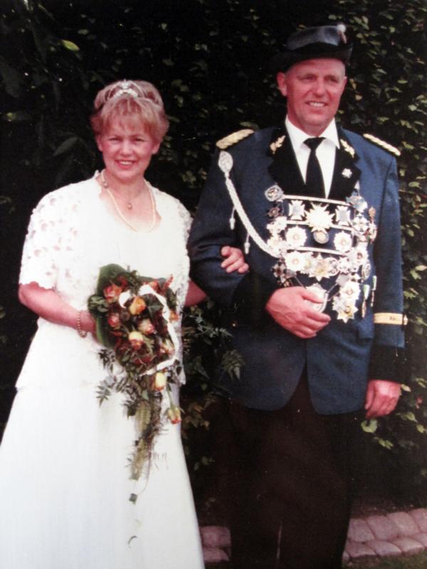 Königspaar 1998-1999