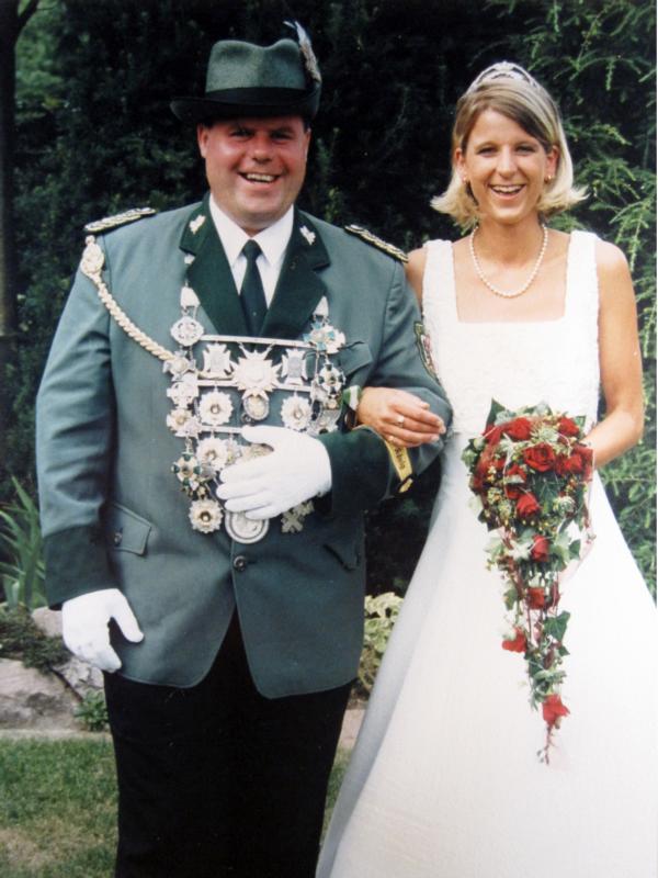 Königspaar 1999-2000