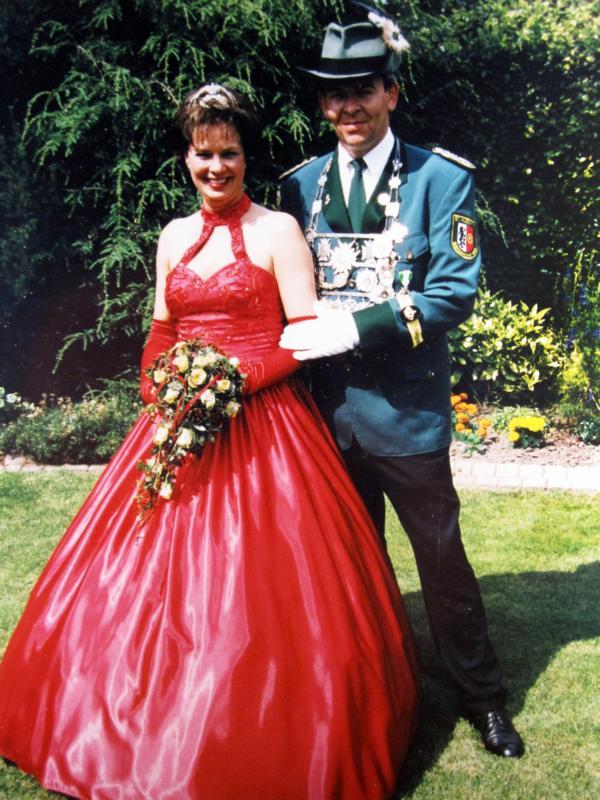 Königspaar 2001-2002