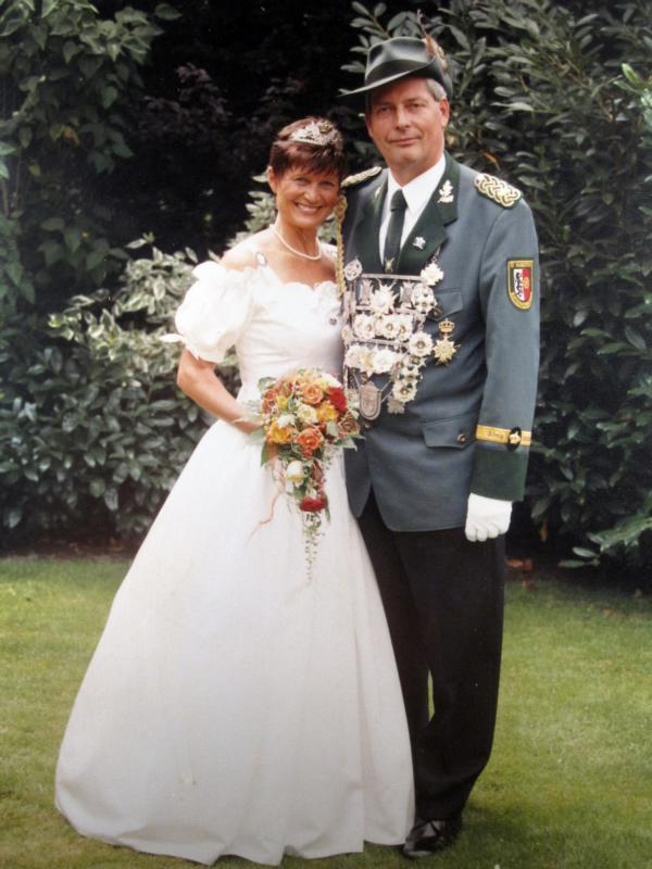 Königspaar 2002-2003