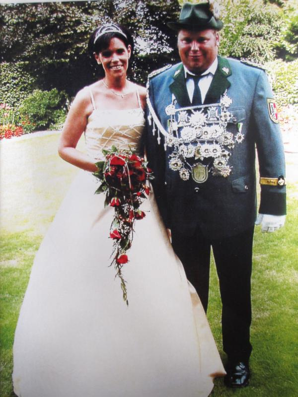 Königspaar 2003-2004