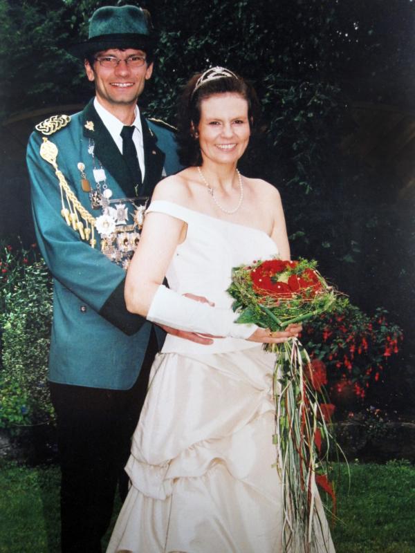 Königspaar 2004-2005