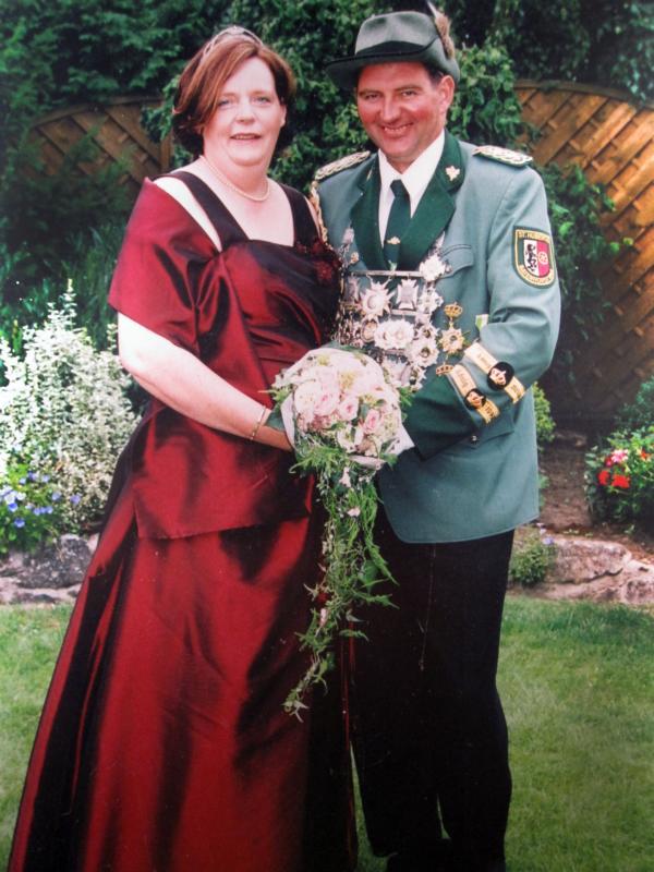 Königspaar 2005-2006