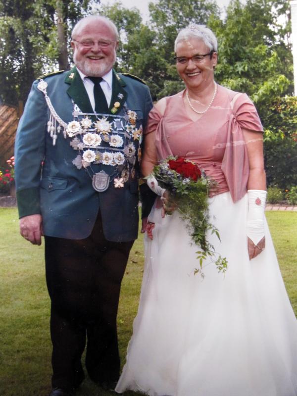 Königspaar 2006-2007