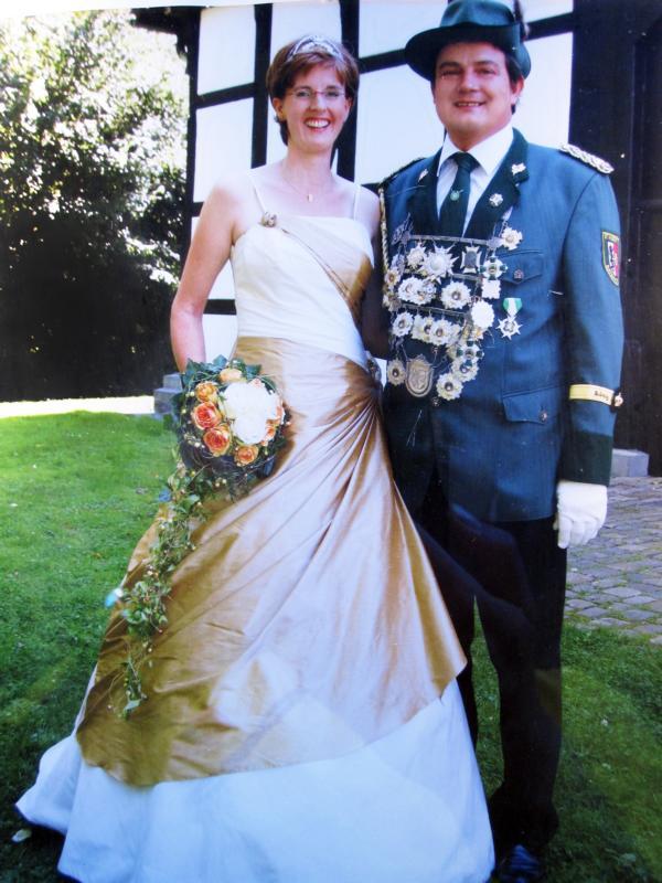 Königspaar 2008-2009