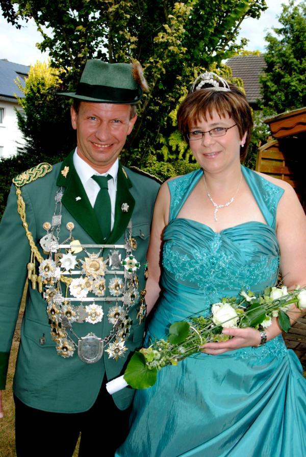 Königspaar 2010-2011